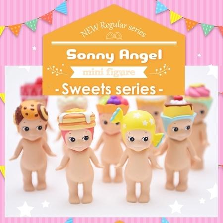 Sonny Angel Gelukspoppetje Sweet