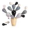 Plan Toys Balancerende Cactus Monocroom