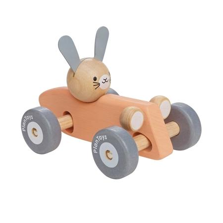 Plan Toys Racing Car Konijn