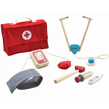 Plan Toys Dokter setje