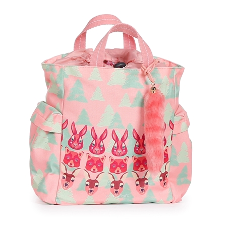 Jeune Premier Backpack Billie Forest Pink