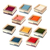 40st Gekleurde plankjes