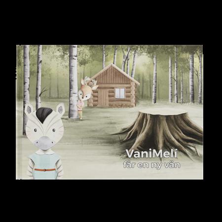 VaniMeli Boek VaniMeli vindt een nieuwe vriend