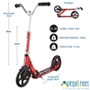 Micro steps Cruiser Micro Red