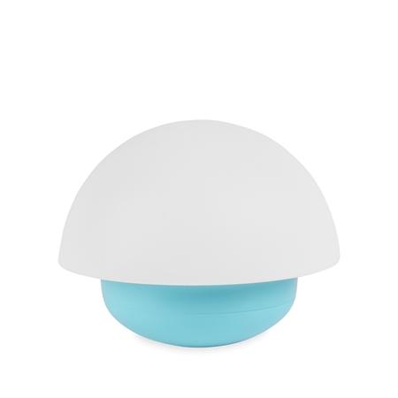 Flow Nuke Blauw Led nachtlampje