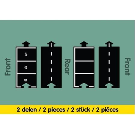 Waytoplay Autobaan aanvulset Parking