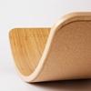 Wobbel Balance board Bamboo Kurk