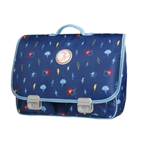 Schoolbag Paris Large Lightning
