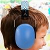 Gehoorbeschermer kinderen Blauw