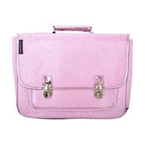 Boekentas Glitter Roze