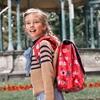 Jeune Premier Boekentas it Bag Midi Flowerbee