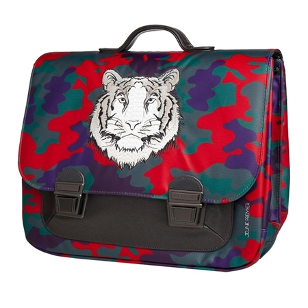 Jeune Premier Boekentas it Bag Maxi Bengal Tiger