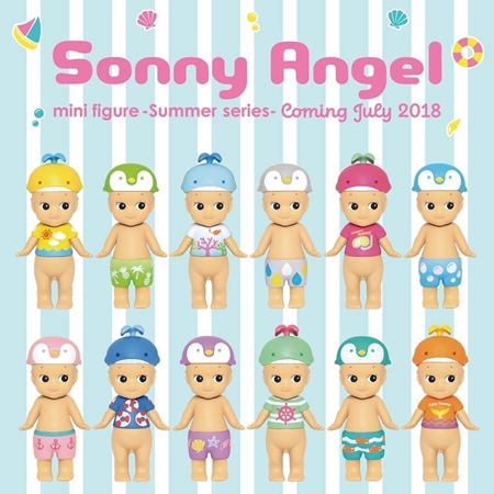 Sonny Angel Gelukspoppetje Summer 2018