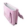 Caramel & Cie Boekentas Glitter Roze Medium