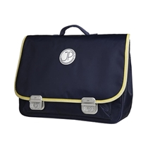 Schoolbag Paris Large Navy Blue