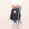 Jack Piers  Schoolbag Paris Large Navy Blue