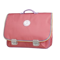 Schoolbag Paris Large Pink
