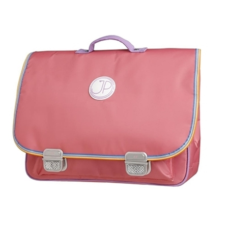 JP – inspired by Jeune Premier Schoolbag Paris Large Pink