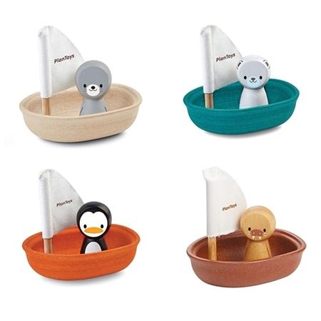 Plan Toys Zeilbootje