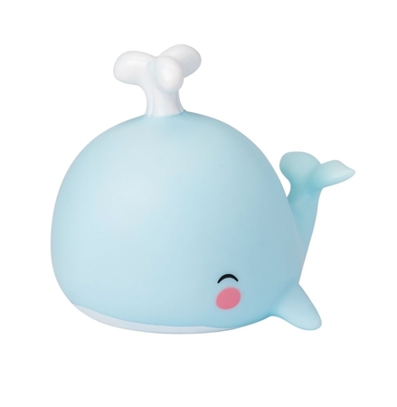 A Little Lovely Company Mini Walvis lampje