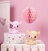 A Little Lovely Company Mini Hert lampje Roze