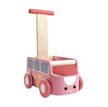 Loopwagen Roze