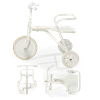 Foxrider Driewieler Wit (gepersonaliseerd)