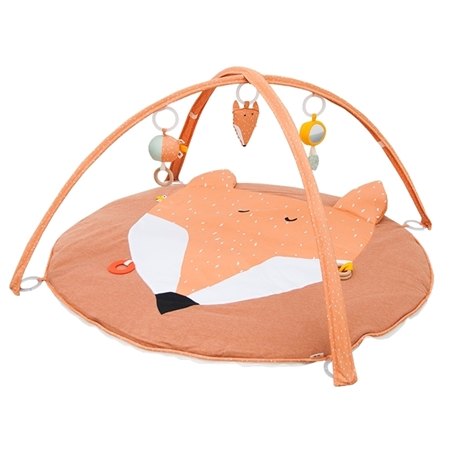 Trixie Activiteiten speelmat met bogen - Mr. Fox
