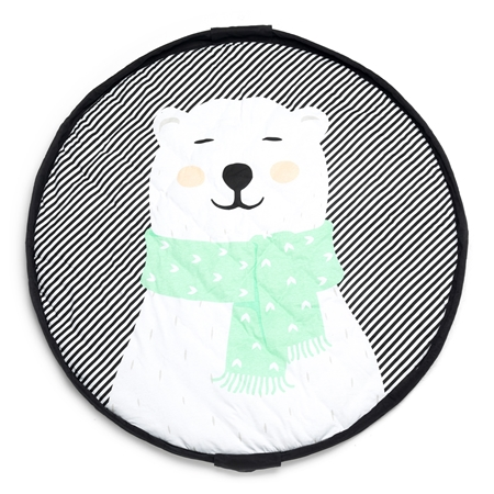Play & Go Speelmat Polar Bear Soft