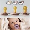 Bibs Fopspeen Baby Pink 6-18 maand