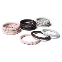 Loops Blush, Oak, Chocolate 12st