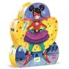 Djeco Puzzel Super Star 36st