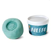 Organische speelklei  Turquoise 540 gram