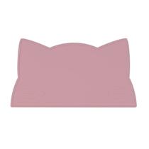 Placemat Kat  Oud roze