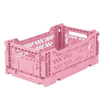 Opvouwbaar kratje Mini Pink