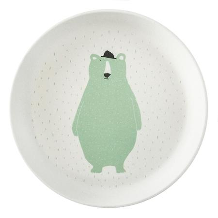Trixie Bord Bamboo Mr. Polar Bear
