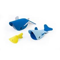 Badpuzzel 3D Deep Sea Whales