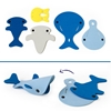 Quut Badpuzzel 3D Deep Sea Whales