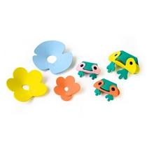 Badpuzzel 3D Frog Pond