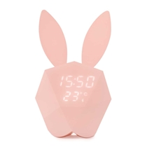 Cutty Clock alarmklok Rose Pastel