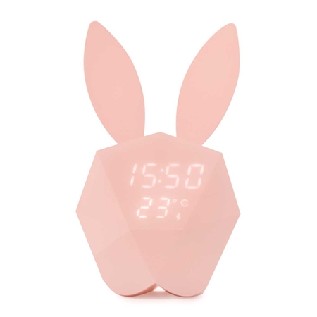 MOB  Cutty Clock alarmklok Rose Pastel