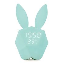 Cutty Clock alarmklok Bleu Pastel