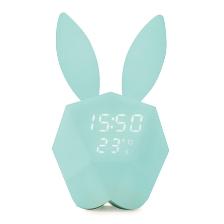 MOB  Cutty Clock alarmklok Bleu Pastel