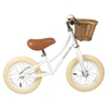 Banwood Loopfiets First go! Wit
