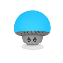 Bluetooth Champignon Speaker Blue