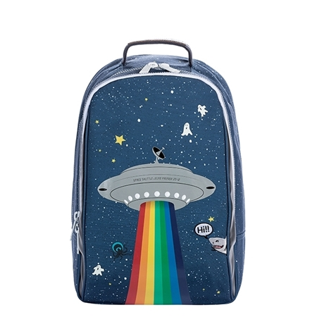 Jeune Premier Rugzak James Space Rainbow