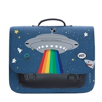 Boekentas it Bag Midi Space Rainbow