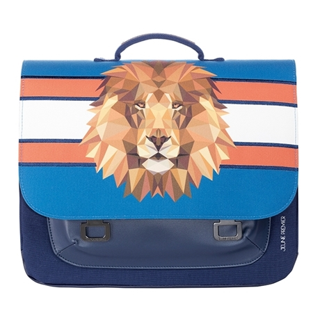 Jeune Premier Boekentas it Bag Midi Lion Head