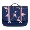 Jeune Premier Boekentas it Bag Maxi Flamingo