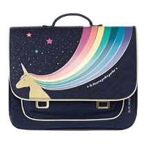 Boekentas it Bag Midi Unicorn Gold